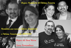 Bispos Humberto e Fátima Teixeira