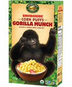 Gorilla munch on Amazon