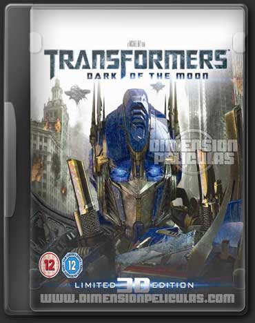 Transformers 3 (BRRip 3D FULL HD Ingles Subtitulada)