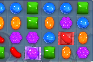 Candy Crush Saga All Help: How do I make a Wrapped Candy in Candy