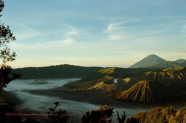Fantastic Bromo Landscape