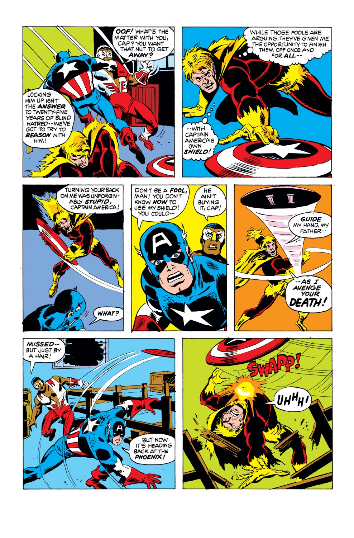 Captain America (1968) Issue #168 #82 - English 20