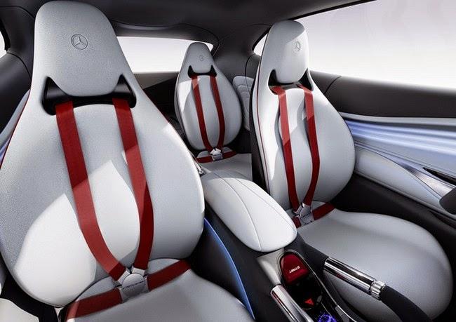 Mercedes-Benz Vision G-Code concept 1