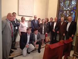 Presentació de la nova capellla del Santíssim (29 d'octubre de 2017)