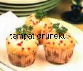resep cupcake oncom