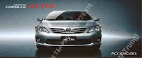 phu kien Toyota Corolla Altis 1.8 tại toyota Ly Thuong Kiet