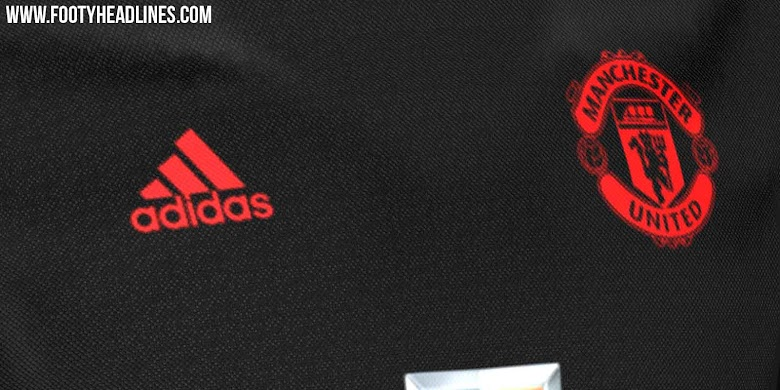 Se filtró la tercera camiseta adidas del Manchester United