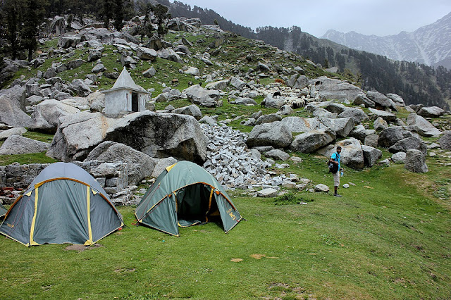 Triund Trek, Himachal Pradesh