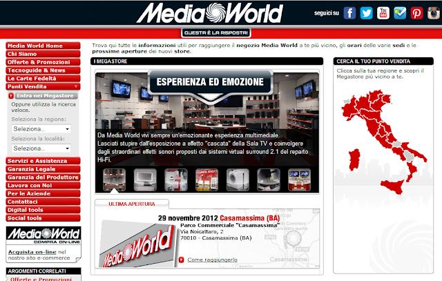 aperture straordinarie MediaWorld