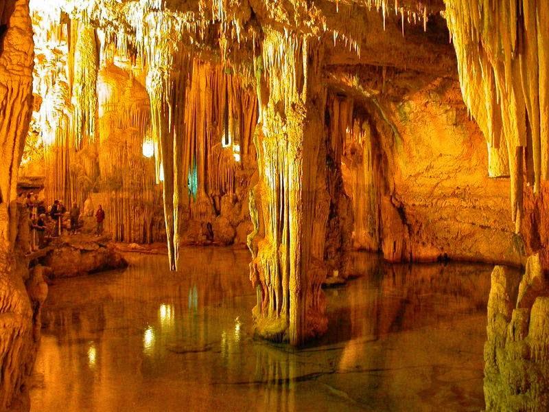 Grotte di Castellana  (Bari)