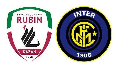Watch Rubin Kazan vs Inter Milan live stream UEFA Europa League