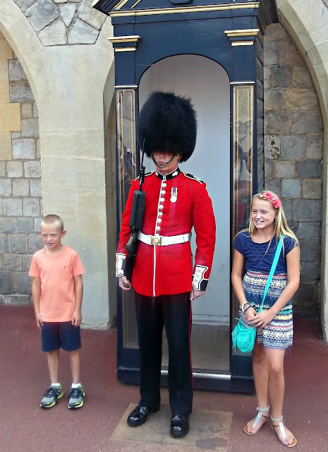 Guards of Windsor Castle