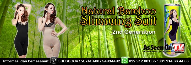 Baju Pelangsing Natural Bamboo