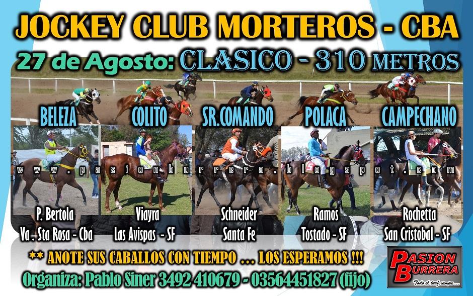 MORTEROS 27 - 310