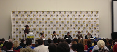 Steam Punk Panel at Comicon