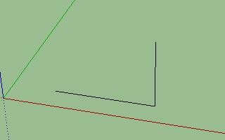 Cara membuat pipa dengan menggunakan Google SketchUp-1