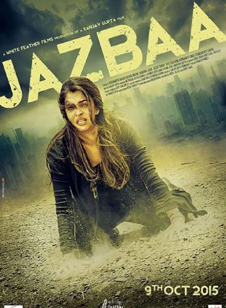 Poster Of Jazbaa 2015 HDRip 480p Hindi x264 MP3