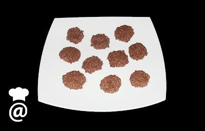 Recetas Dukan: Galletas Chocolate, Naranja y Salvado de Avena