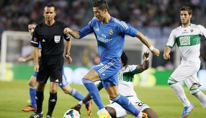 Real Madrid vs Elche en vivo