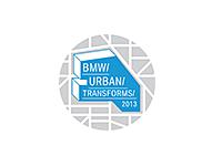 Logo programu BMW Urban Transforms