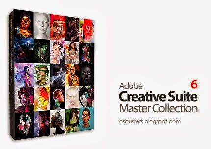 Adobe CS6 Master Collection For Windows PC & Mac OS X