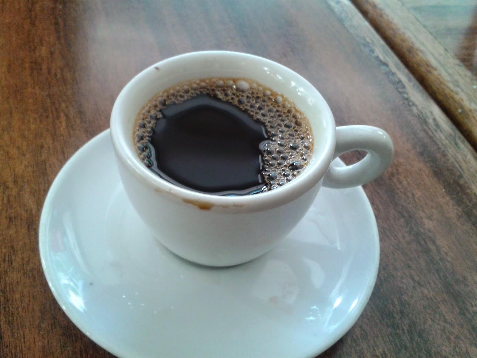 Como fazer um bom café preto