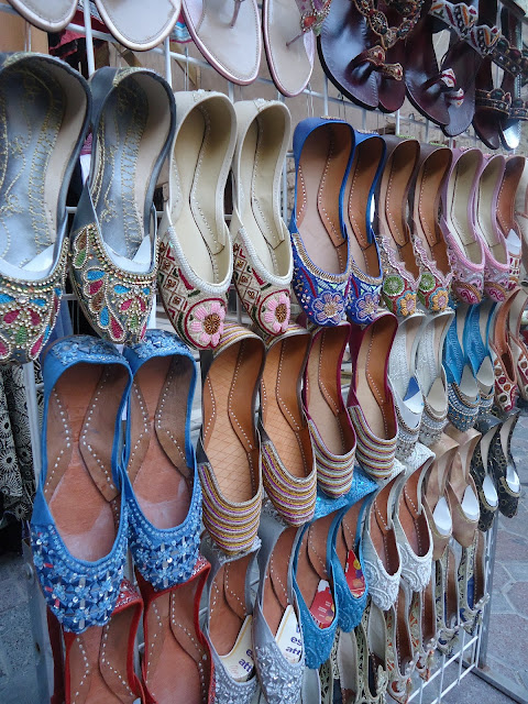 Arabian Shoes at Old Souk