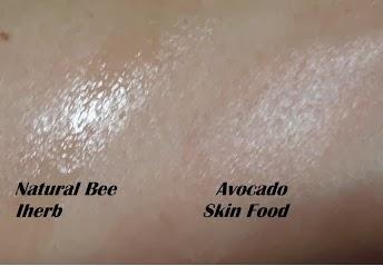 Contorno de ojos avocado Skinfood natural bee iherb