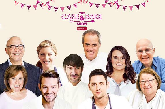 Manchester Cake and Bake Show