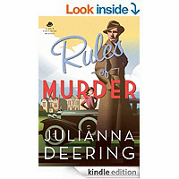 Rules of Murder (A Drew Farthering Mystery Book #1) by Julianna Deering