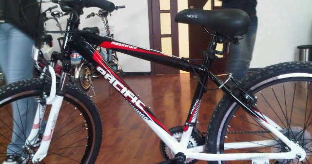 menjual Sepeda Fixie: MTB Pacific