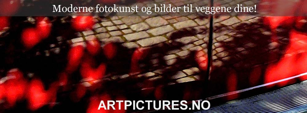 Moderne digital foto kunst og veggbilder.