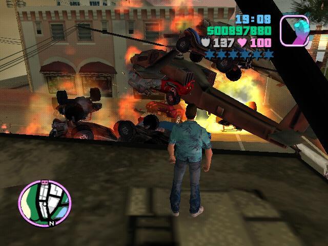 Gta Vice city full PC game exe