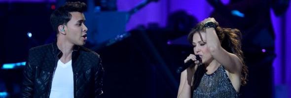Thalia lança clipe com Prince Royce Te Perdiste Mi Amor 2013