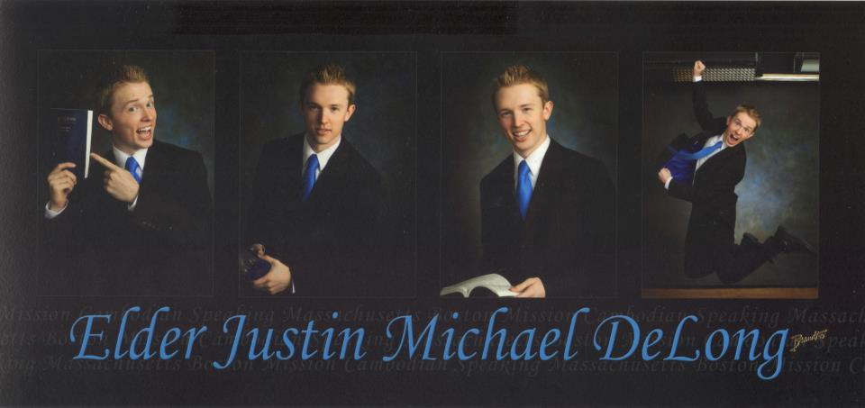 Elder Justin Michael DeLong