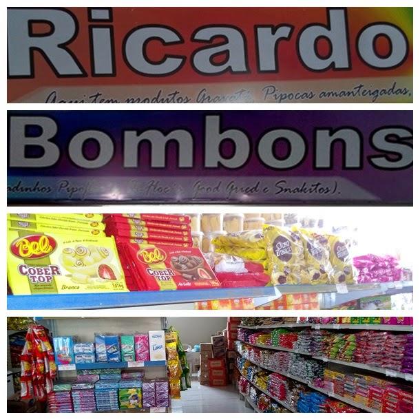 RICARDO BOMBONS - SUA VIDA COM MAIS SABOR