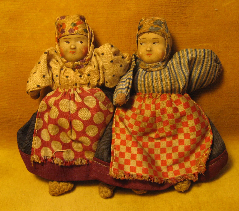 Поделки из старых кукол