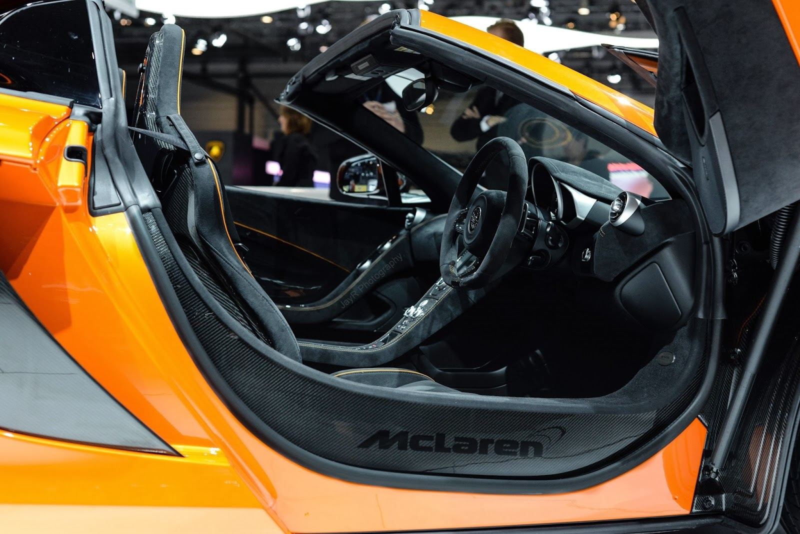 McLaren Claims Luxury Is Big On The 650S.