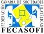Federación canaria de sociedades filatélicas