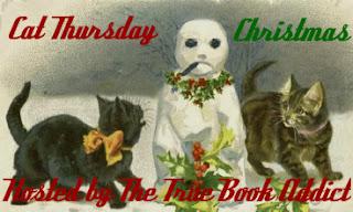 Christmas Cat Thursday!
