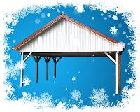 Schneelast Carport