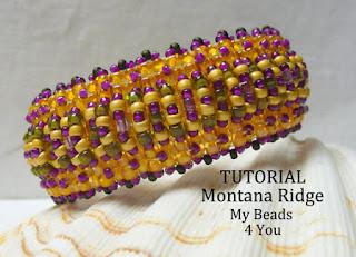 Tutorial Montana Ridge Bracelet