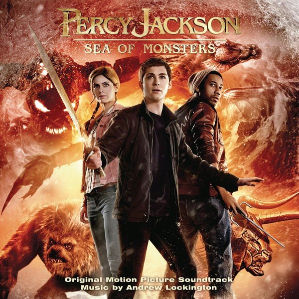 Quick Review: Percy Jackson: Sea of Monsters