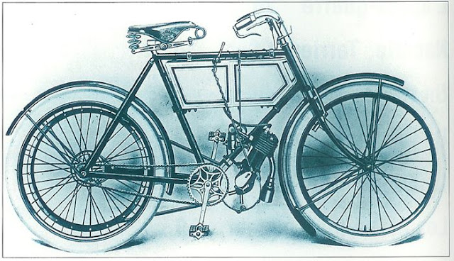 1902 MOTORCYCLES   VINTAGE MOTORCYCLES  VERY RARE MOTORCYCLES
