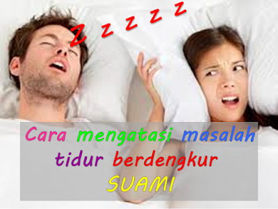 suami tidur berdengkur