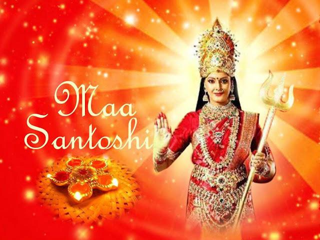 Maa Santoshi HD Wallpapers Free Download