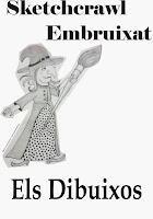 2n SKETCHCRAWL EMBRUIXAT: GALERIA DE DIBUIXOS