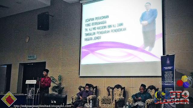Perhimpunan Bulanan Bil.11/2015 Jabatan Pendidikan Negeri Johor