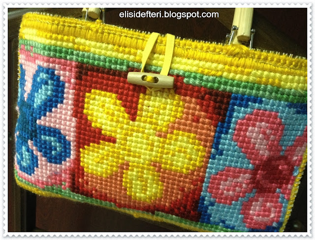 tapestry embroidery bag
