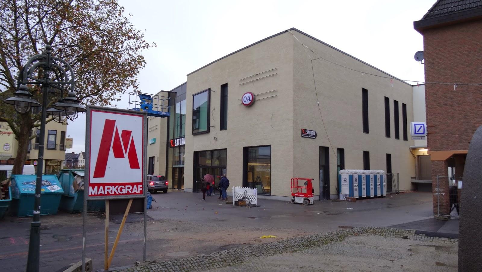 Einkaufscenter Troisdorf